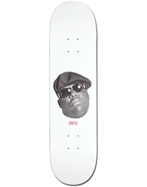 Primitive x Notorious B.I.G. Portrait UK Exclusive Team Deck - 8