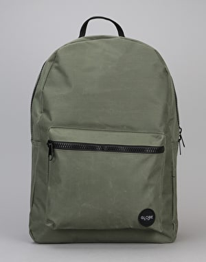 Globe Dux Deluxe III Backpack - Light Army