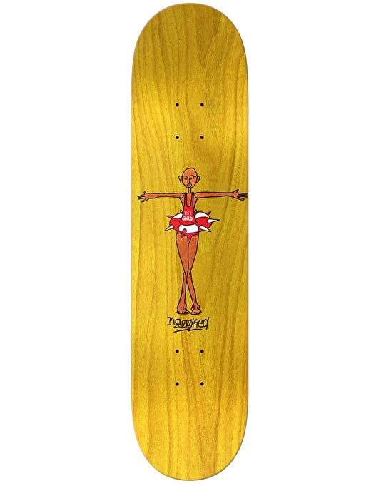 Krooked Anderson Tore Up Skateboard Deck - 8.38""