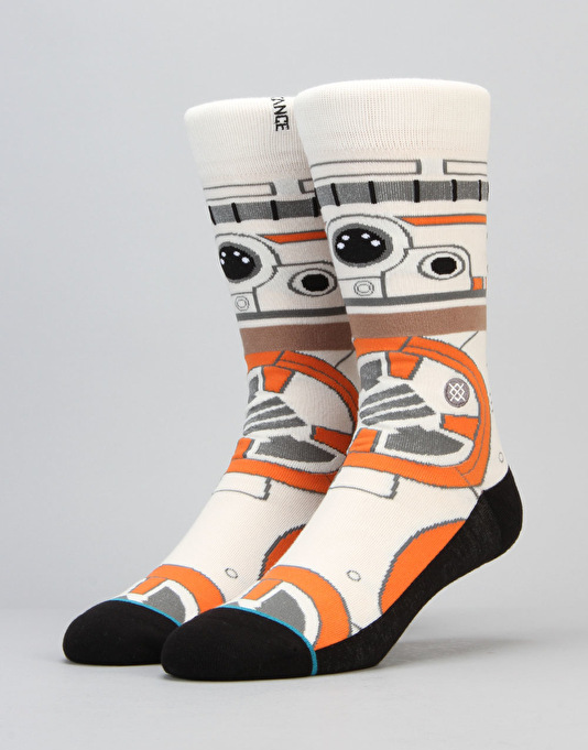 Stance x Star Wars BB8 Socks - Tan