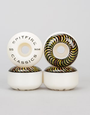 Spitfire Camo Classics 99d Team Wheel - 55mm