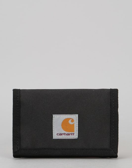 Carhartt Watch Wallet - Soot/Black