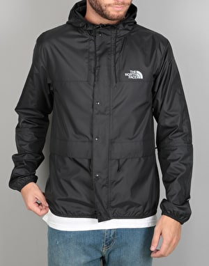 The North Face 1985 Seasonal Celebration Mountain Jacket - Black/Grey