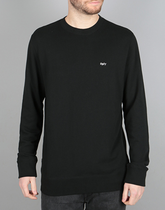 Obey Midway Crew - Black