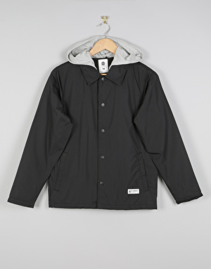 Element Starter Boys Jacket - Flint Black