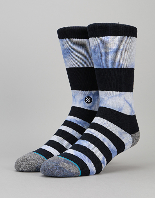 Stance Wally Athletic Crew Socks - Blue