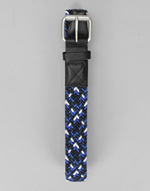 Carhartt Reynolds Belt - Dark Navy/Multi