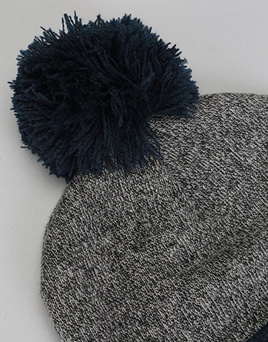 Element Dusk Pom Beanie - Eclipse Heather