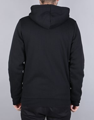 Element Bolton Zip Hoodie - Flint Black