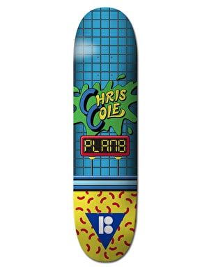 Plan B Cole Dare Pro.Spec Pro Deck - 8.5