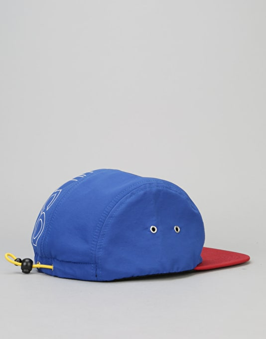 Acapulco Gold Alpine Sport 5 Panel Cap - Blue