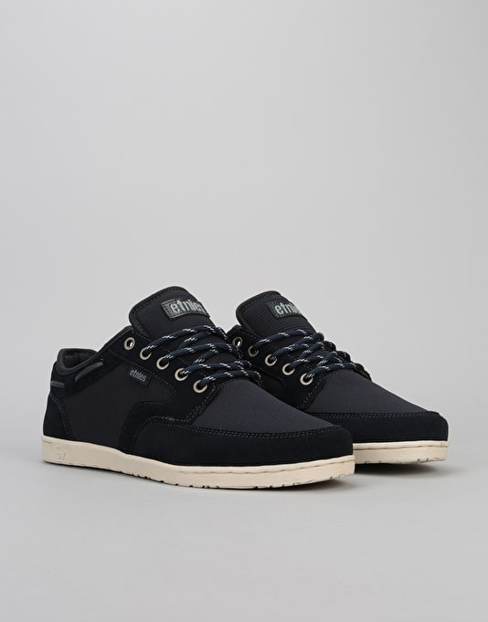 Etnies Dory Skate Shoes - Navy/Tan