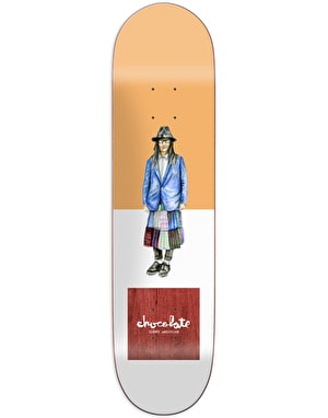 Chocolate Anderson Everyday People Skateboard Deck - 8.125