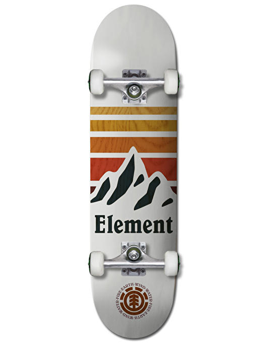 Element Range Complete Skateboard - 8.25""