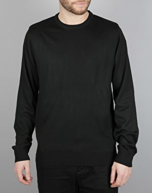 RIPNDIP Stop Being a Pussy Knit - Black
