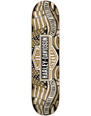 Darkstar x Harley-Davidson Freedom Team Deck - 7.875