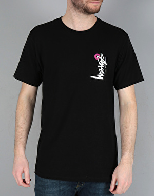Stüssy Buana Stock T-Shirt - Black