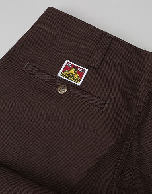 Ben Davis Original Bens Work Pants - Brown
