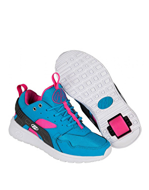 Heelys Force - Aqua/Grey/Pink