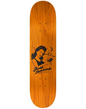 Real Brockel Renegade Pro Deck - 8.25