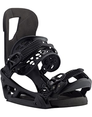 Burton Cartel EST 2017 Snowboard Bindings - Black