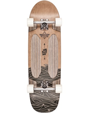 Dusters x Kryptonics Voyage Cruiser - 9.375