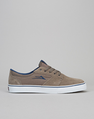 Lakai Fura Skate Shoes - Walnut Suede