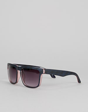 Independent Slant Sunglasses - Black