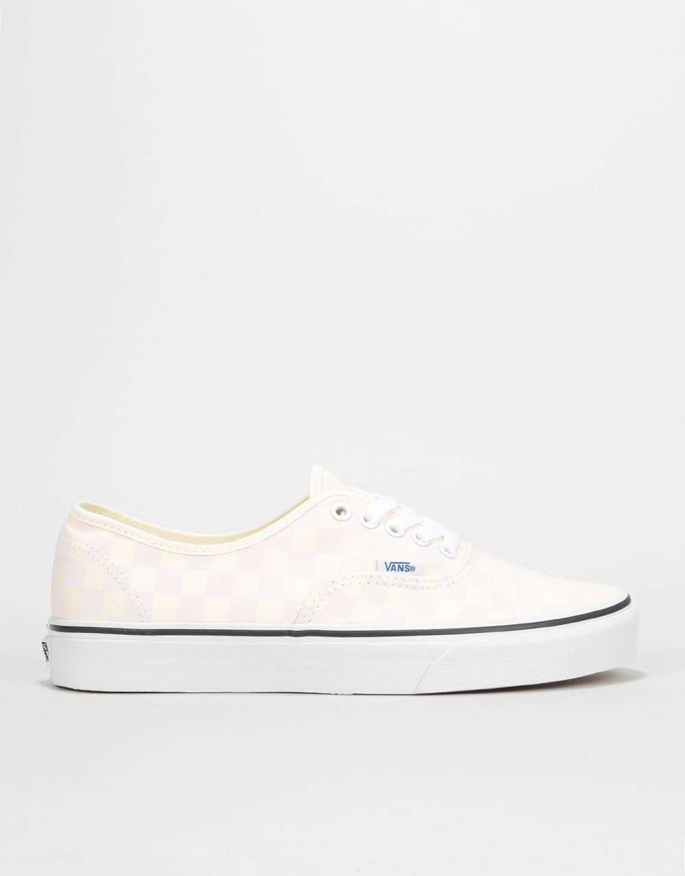 Vans Authentic Skate Shoes - (Checkerboard) Chalk Pink Classic White ... 0ad1481f4