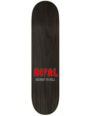 Real Deeds White Out Team Deck - 8.06