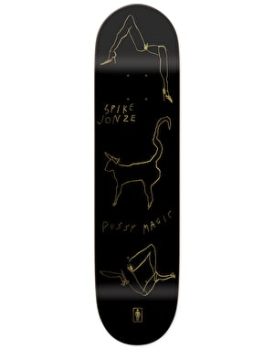 Girl x Stef Mitchell Jonze Pro Deck - 8.25