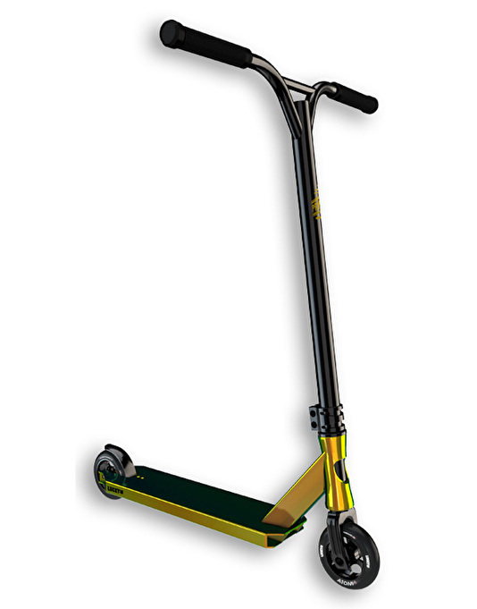 Lucky Prospect Pro 2017 Scooter - Neo Gold
