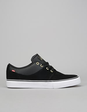 Globe Mahalo Skate Shoes - Black/Gold