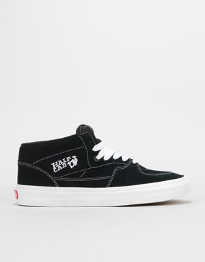 Vans Half Cab Skate Shoes - Navy