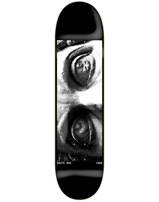 Route One Constantine Skateboard Deck - 8""