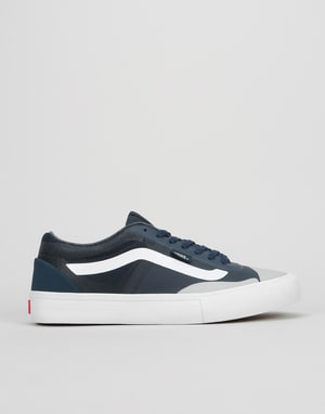 Vans AV Rapidweld Pro Skate Shoes - Dress Blues/White