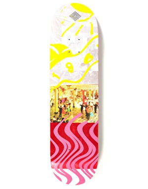 The National Skateboard Co. Butlins Dance Team Deck - 8.25