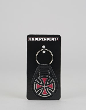 Independent Solo Keyring - Black
