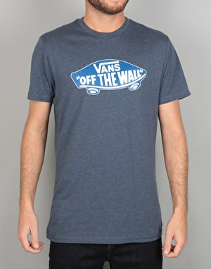 Vans OTW T-Shirt - Navy Heather/Imperial Blue