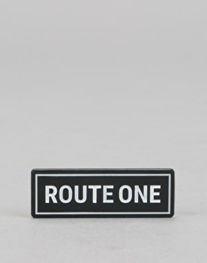 Route One Bar Logo Pin