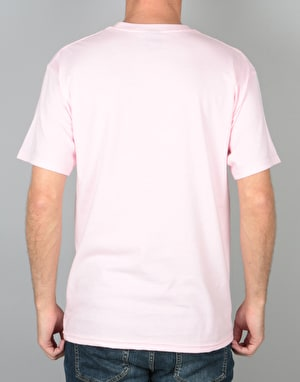 Obey Eyes T-Shirt - Pink