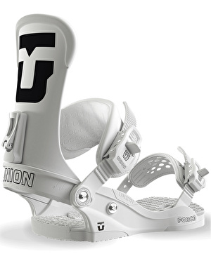 Union Force 2018 Snowboard Bindings - White