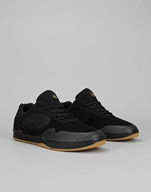 éS Swift Skate Shoes - Black/Black