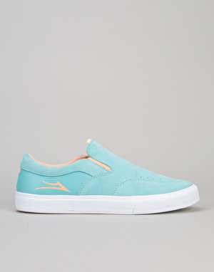 Lakai Owen VLK Skate Shoes - Clearwater Suede
