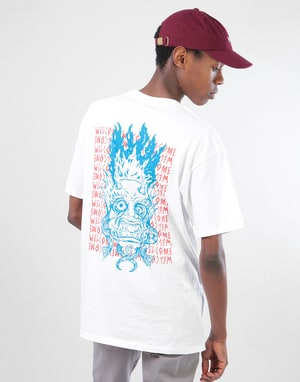 Welcome Old Nick T-Shirt - White