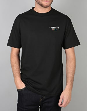 Lakai The Flare T-Shirt - Black