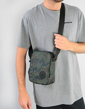 Converse Cross Body Bag - Olive Camo