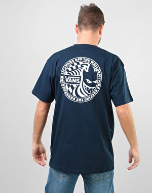 Vans x Spitfire Photo 2 T-Shirt - Navy