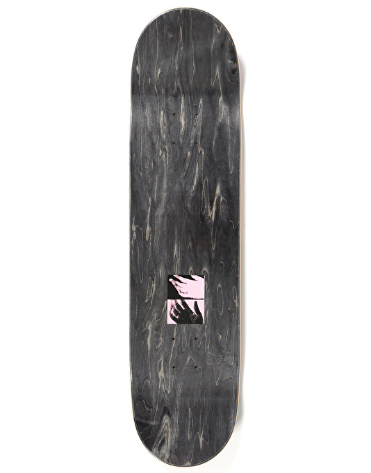 The National Skateboard Co. Young x Catalogue Skateboard Deck - 8.375""