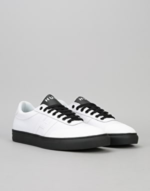 HUF Soto Skate Shoes - White/Black